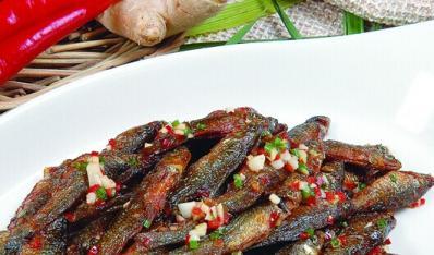 油酥火焙鱼